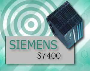 کاتالوگ سری S7400 SIEMENS